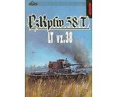 Szczegóły książki PZKPFW 38 (T) LT VZ. 38