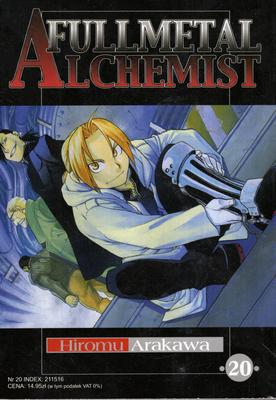 FULLMETAL ALCHEMIST - TOM 20