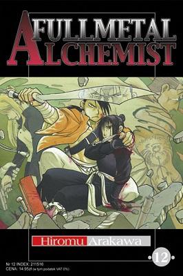 FULLMETAL ALCHEMIST - TOM 12