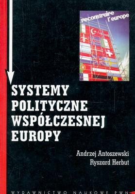 SYSTEMY POLITYCZNE WSPÓŁCZESNEJ EUROPY