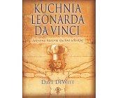 Szczegóły książki KUCHNIA LEONARDA DA VINCI