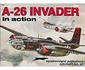 Szczegóły książki A-26 INVADER IN ACTION