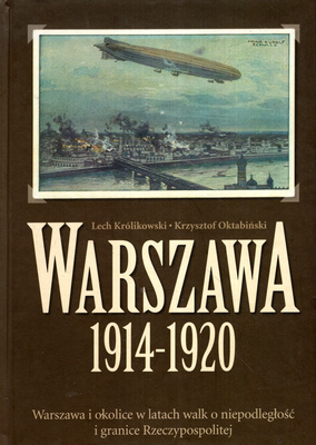 WARSZAWA 1914 - 1920