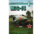 Szczegóły książki MIG-15. MODELMANIA - 1