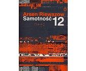 Szczegóły książki SAMOTNOŚĆ 12
