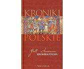 Szczegóły książki KRONIKA POLSKA (SKARBY BIBLIOTEKI NARODOWEJ)