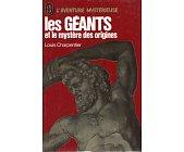Szczegóły książki LES GEANTS ET  LE MYSTERE DES ORIGINES