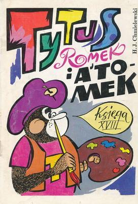 TYTUS, ROMEK I ATOMEK - KSIĘGA XVIII