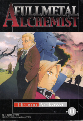FULLMETAL ALCHEMIST - TOM 11
