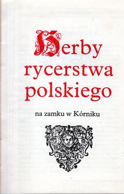 HERBY RYCERSTWA POLSKIEGO - 3 TOMY