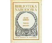 Szczegóły książki POWIEŚCI POETYCKIE