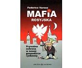 Szczegóły książki MAFIA ROSYJSKA