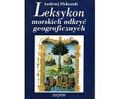 Szczegóły książki LEKSYKON MORSKICH ODKRYĆ GEOGRAFICZNYCH