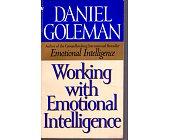 Szczegóły książki WORKING WITH EMOTIONAL INTELLIGENCE