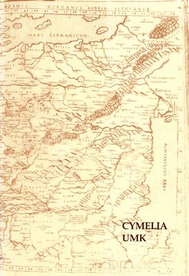 CYMELIA ZE ZBIORÓW BIBLIOTEKI UNIWERSYTECKIEJ W TORUNIU