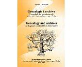 Szczegóły książki GENEALOGIA I ARCHIWA