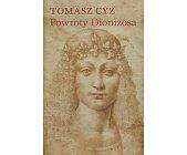 Szczegóły książki POWROTY DIONIZOSA