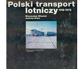 Szczegóły książki POLSKI TRANSPORT LOTNICZY
