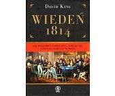 Szczegóły książki WIEDEŃ 1814