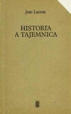 HISTORIA A TAJEMNICA