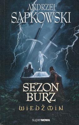 WIEDŹMIN - SEZON BURZ