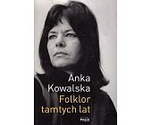 Szczegóły książki FOLKLOR TAMTYCH LAT