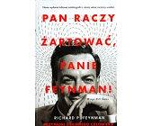 """Szczegóły książki """"PAN RACZY ŻARTOWAĆ, PANIE FEYNMAN!"""""""