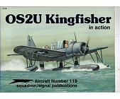 Szczegóły książki OS2U KINGFISHER IN ACTION