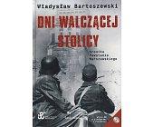 Szczegóły książki DNI WALCZĄCEJ STOLICY (+ PŁYTA CD)