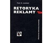 Szczegóły książki RETORYKA REKLAMY