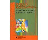 Szczegóły książki WIELOPROBLEMOWOŚĆ - WYBRANE ASPEKTY PONOWOCZESNOŚCI