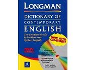 Szczegóły książki LONGMAN DICTIONARY OF CONTEMPORARY ENGLISH