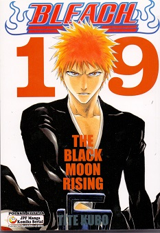BLEACH - 19 - THE BLACK MOON RISING