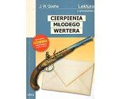 Szczegóły książki CIERPIENIA MŁODEGO WERTERA