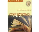 Szczegóły książki KURS SZYBKIEGO CZYTANIA
