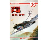 Szczegóły książki CURTISS P-40 - CZĘŚĆ 2- MONOGRAFIE LOTNICZE NR 65