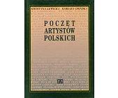 Szczegóły książki POCZET ARTYSTÓW POLSKICH