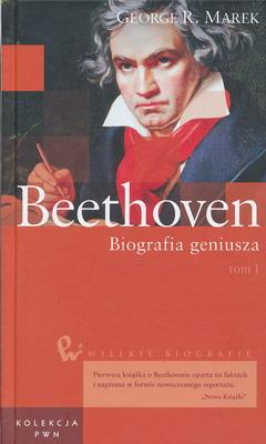 BEETHOVEN - BIOGRAFIA GENIUSZA - 2 TOMY