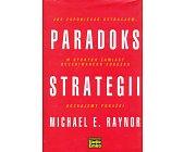 Szczegóły książki PARADOKS STRATEGII