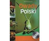 Szczegóły książki OWADY POLSKI
