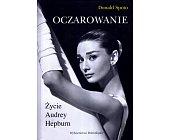 Szczegóły książki OCZAROWANIE - ŻYCIE AUDREY HEPBURN