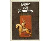 Szczegóły książki BITWA POD BOUVINES