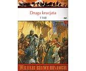 Szczegóły książki DRUGA KRUCJATA 1148