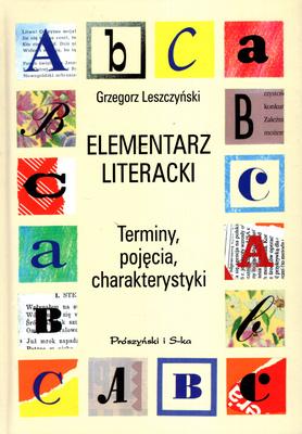 ELEMENTARZ LITERACKI