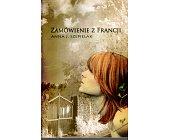 Szczegóły książki ZAMÓWIENIE Z FRANCJI