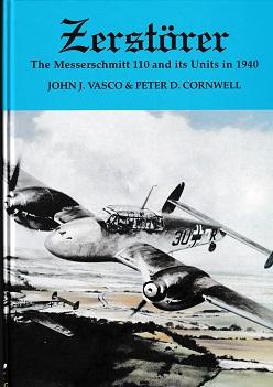 MESSERSCHMITT 110 AND ITS UNITS IN 1940