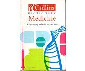 Szczegóły książki COLLINS DICTIONARY OF MEDICINE