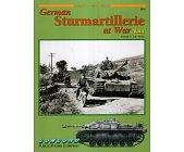 Szczegóły książki GERMAN STURMARTILLERIE AT WAR VOL.1 (ARMOR AT WAR SERIES 7029)