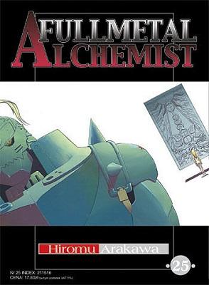 FULLMETAL ALCHEMIST - TOM 25