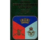 Szczegóły książki BRITISH DEFENCE EQUIPMENT CATALOGUE 1993 - 1994 - 2 TOMY